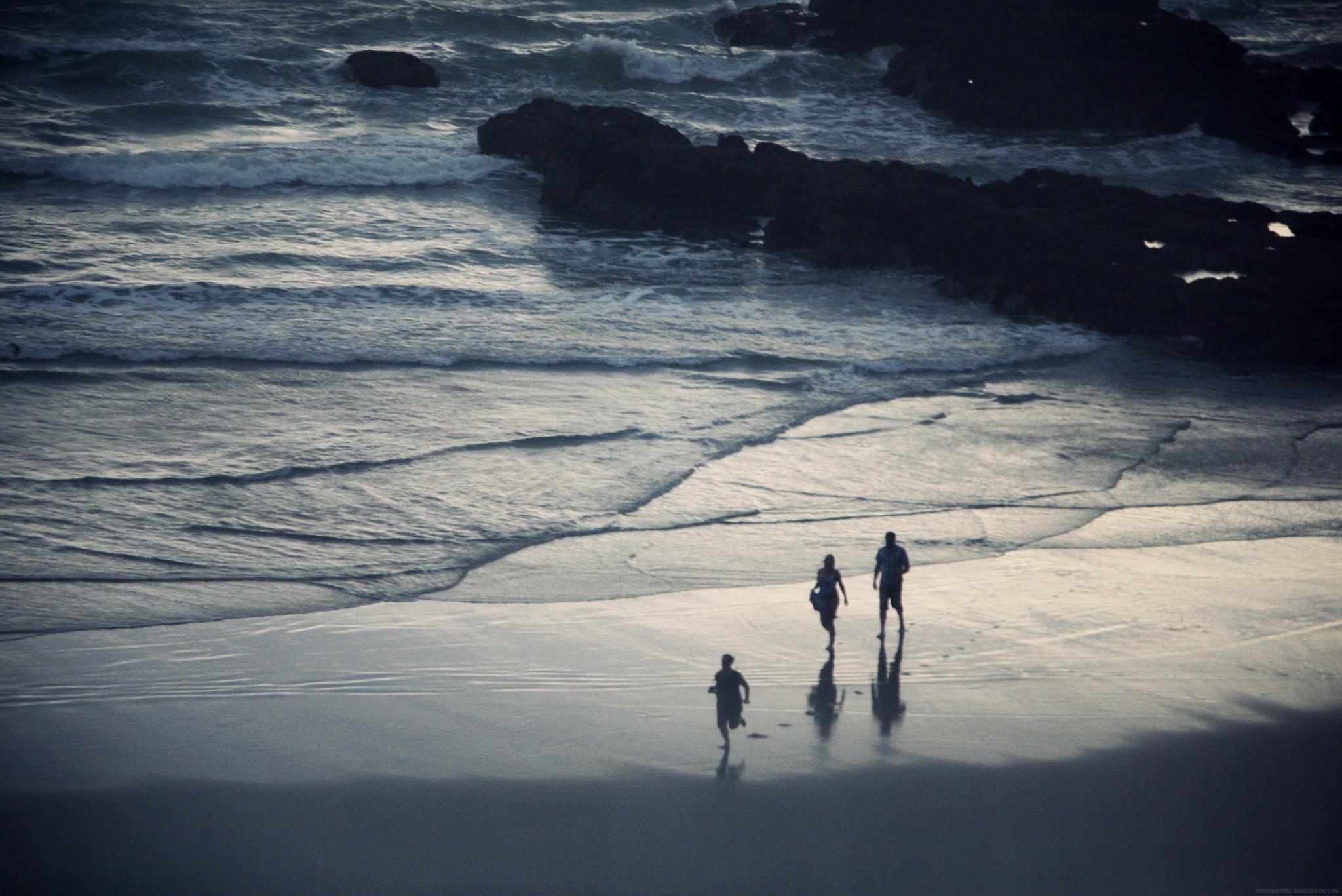 neuseeland strand