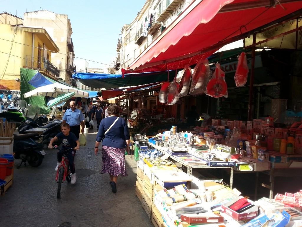 Palermo Markt