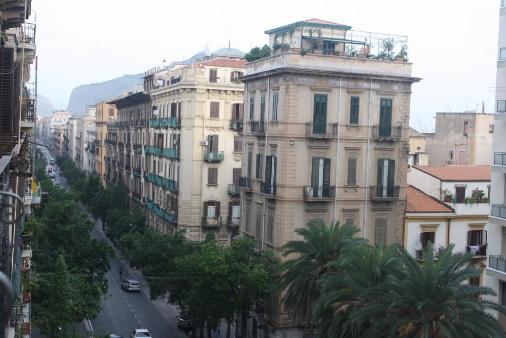 Palermo Stadtzentrum