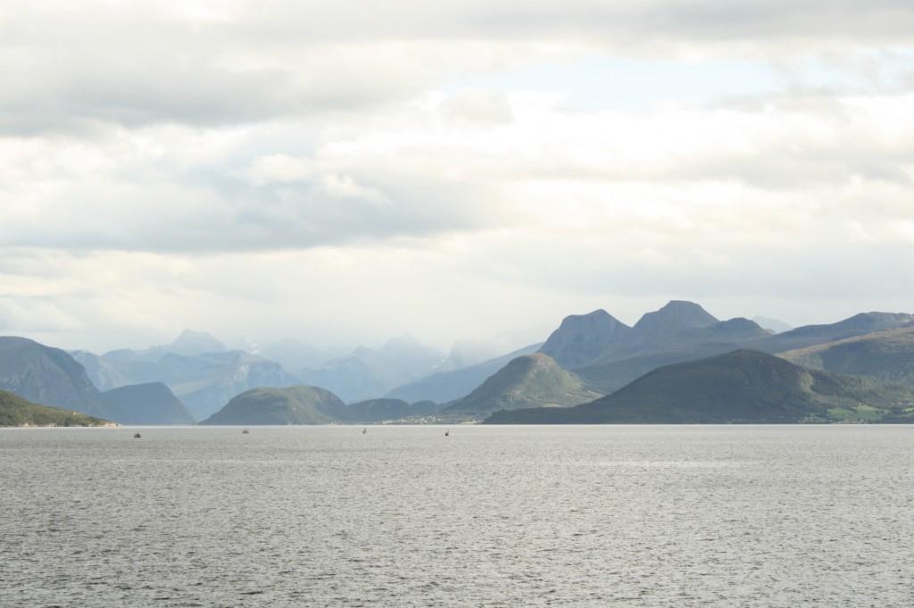 Norwegen Gebirge