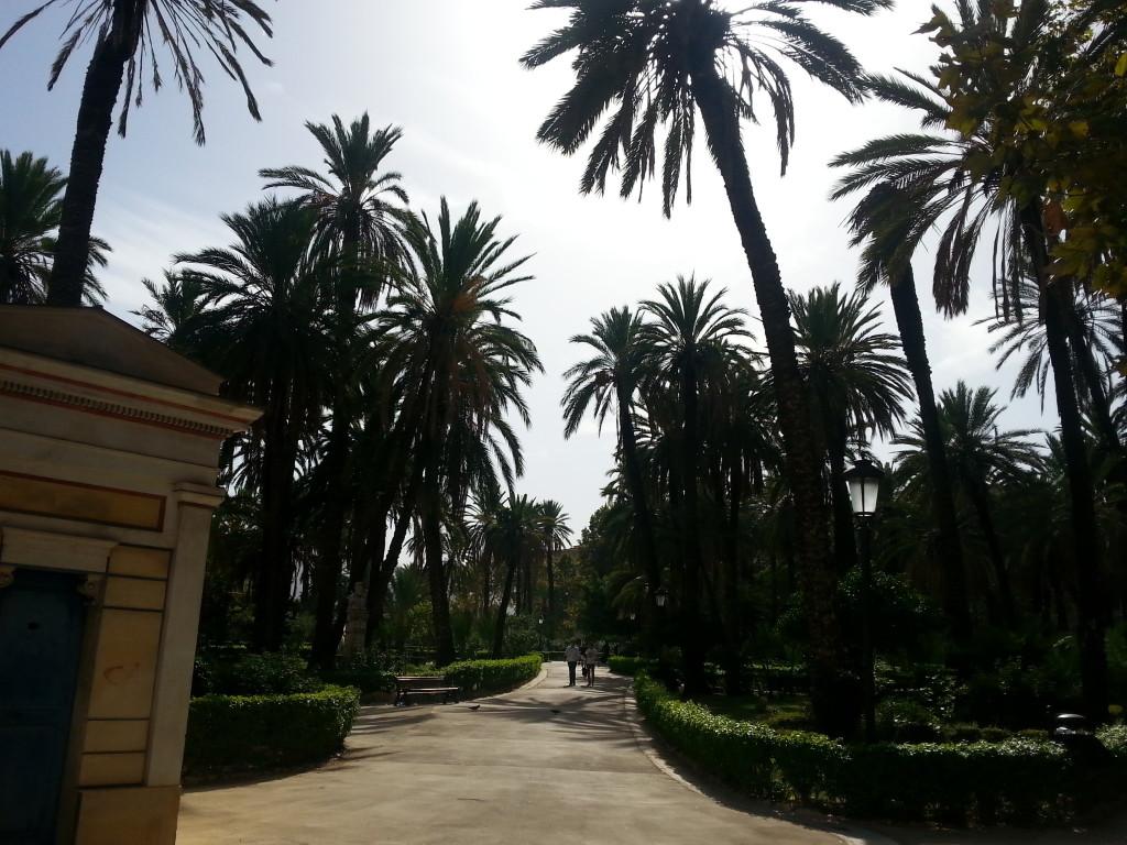 Piazza della Vittoria Palermo